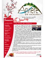Bulletin N°2 – Décembre 2019