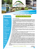 Bulletin N°3 – Juillet 2020