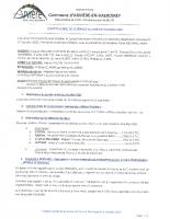 CR – CM8 du 09.10.2020