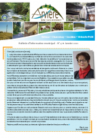 Bulletin N°4 – Janvier 2021
